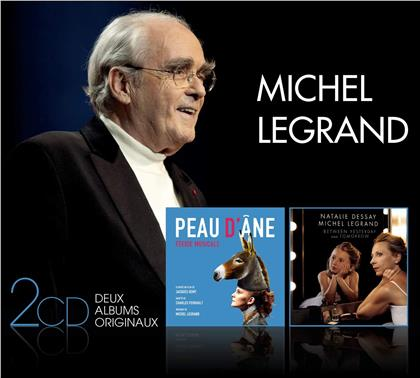 Michel Legrand - Between yesterday and tomorow / Peau d'âne
