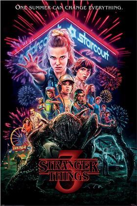 Stranger Things Summer Of 85 Maxi Poster