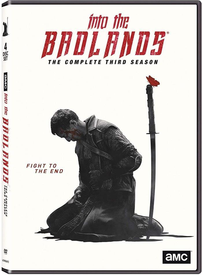 Into The Badlands - Season 3 (4 DVDs)