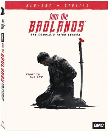 Into The Badlands - Season 3 (4 Blu-rays)