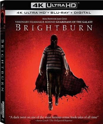 Brightburn (2019) (4K Ultra HD + Blu-ray)
