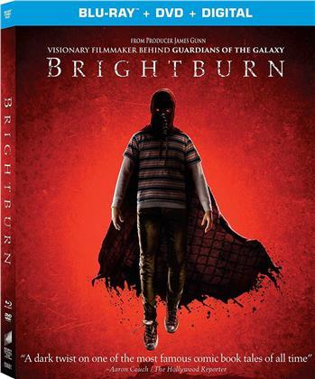 Brightburn (2019) (Blu-ray + DVD)