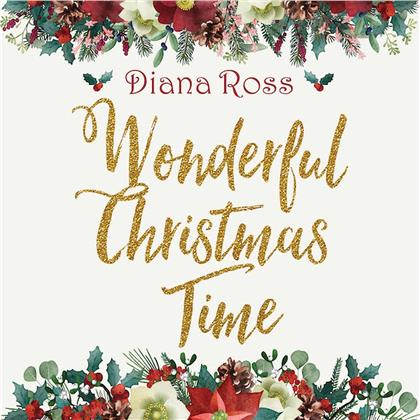 Diana Ross & The Supremes - Wonderful Christmas Time (2 LPs)