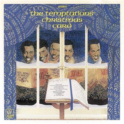 The Temptations - Christmas Card (2019 Reissue, Motown, LP)