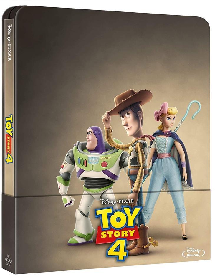 Toy Story 4 (2019) (Steelbook)