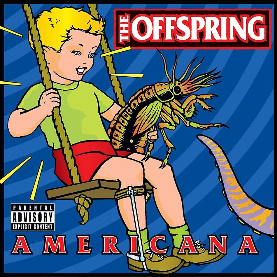 The Offspring - Americana (2019 Reissue, Universal, LP)