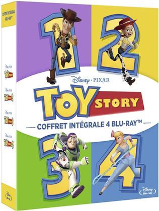 Toy Story 1-4 - Intégrale (Box, 4 Blu-rays)