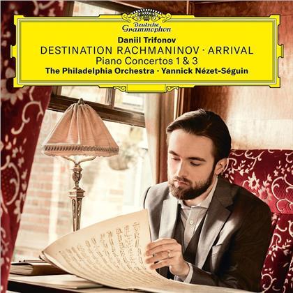 Sergej Rachmaninoff (1873-1943), Daniil Trifonov & The Philadelphia Orchestra - Destination Rachmaninov: (2 LPs)