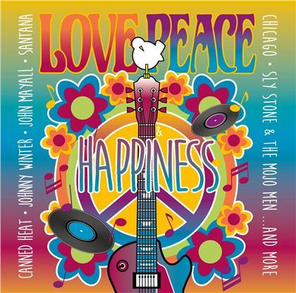 Love, Peace & Happiness