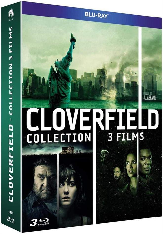 Cloverfield - Collection 3 Films (3 Blu-ray)
