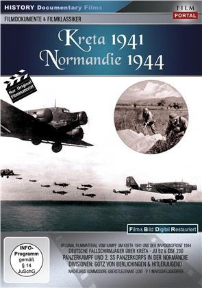 Kreta 1941 - Normandie 1944