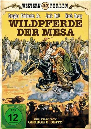 Wildpferde der Mesa (1925) (Western Perlen)