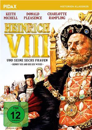 Heinrich VIII. und seine sechs Frauen (1972) (Pidax Historien-Klassiker)