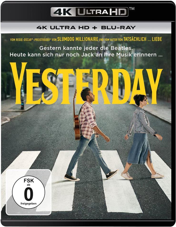 Yesterday (2019) (4K Ultra HD + Blu-ray)