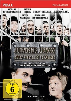 Junger Mann aus gutem Hause (1969) (Pidax Film-Klassiker, s/w)