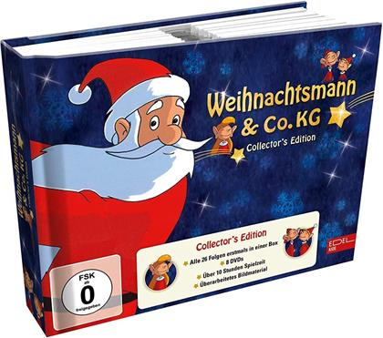 Weihnachtsmann & Co.KG - Die komplette Serie (Collector's Edition, 8 DVDs)