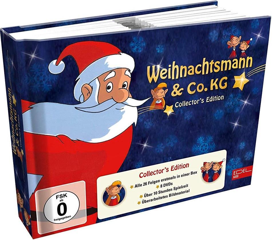 Weihnachtsmann & Co.KG - Die komplette Serie (Collector's Edition, 8 DVDs)