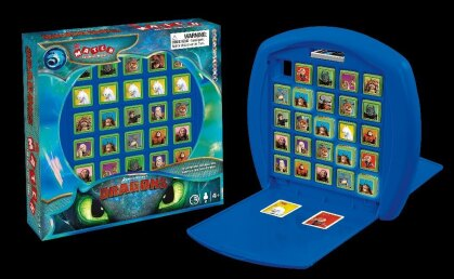 Top Trumps Match How to train your Dragon