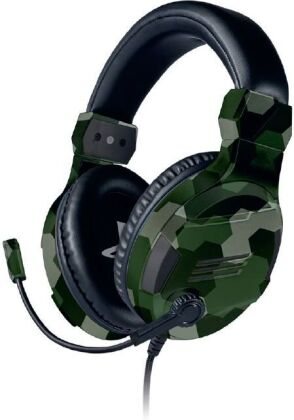 Stereo Headset V3 - camo green