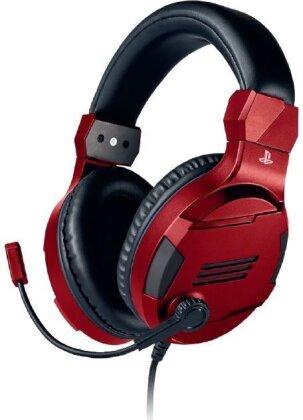 Stereo Headset V3 - red