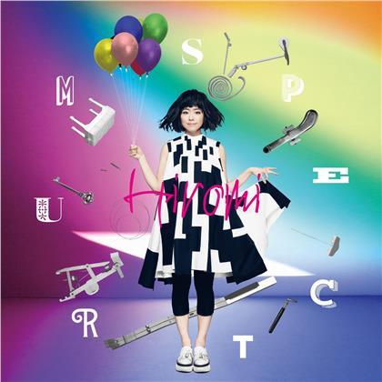 Hiromi (Uehara) - Spectrum (Japan Edition, Limited Edition, CD + DVD)