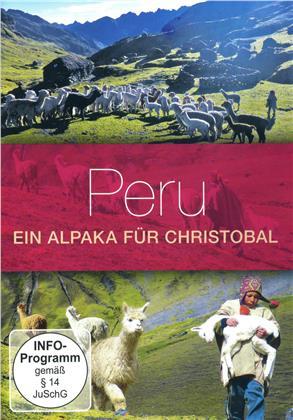 Peru, ein Alpaka für Christobal (360° - GEO Reportage)