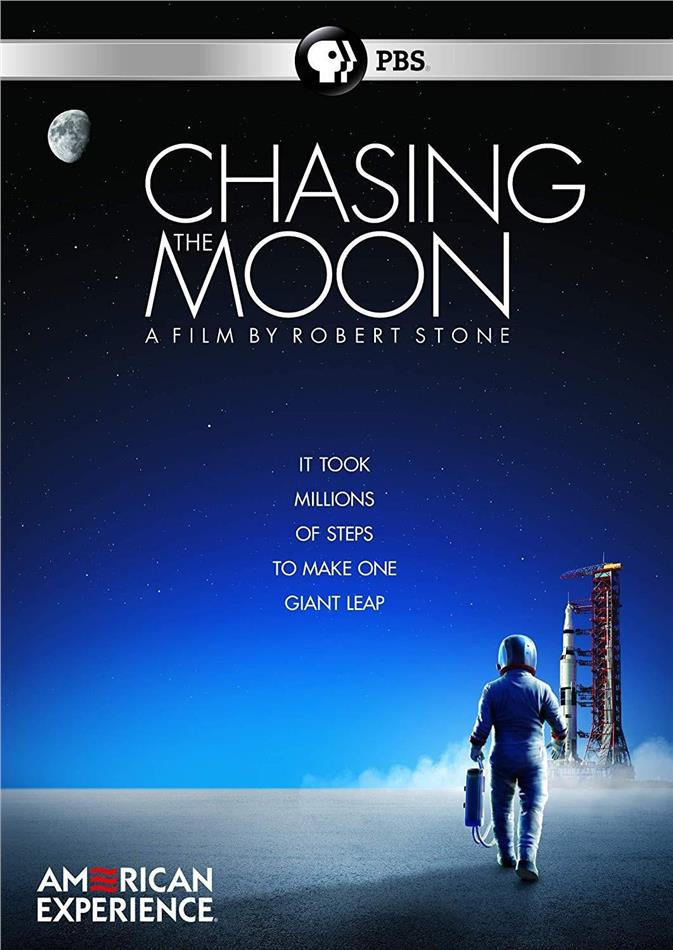 Chasing The Moon (2019) (3 DVDs)