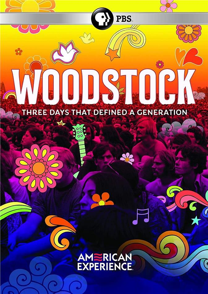 Woodstock - Three Days That Defined A Generation (2019)