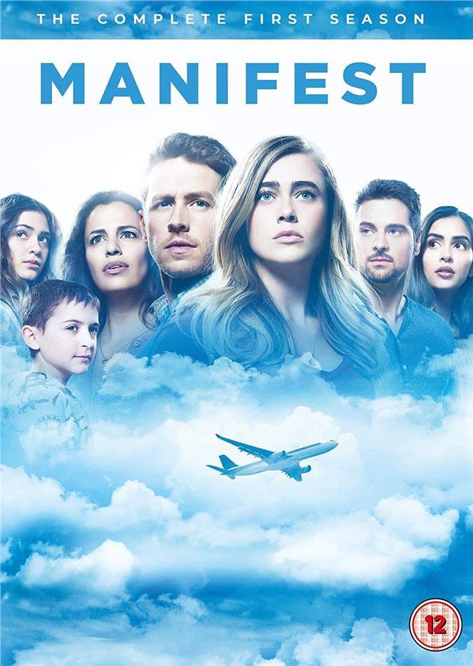 Manifest - Season 1 (4 DVDs)