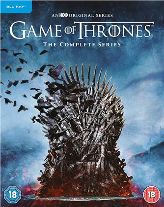Game Of Thrones - The Complete Series (33 Blu-rays)