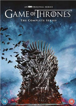 Game Of Thrones - The Complete Series (38 DVDs)