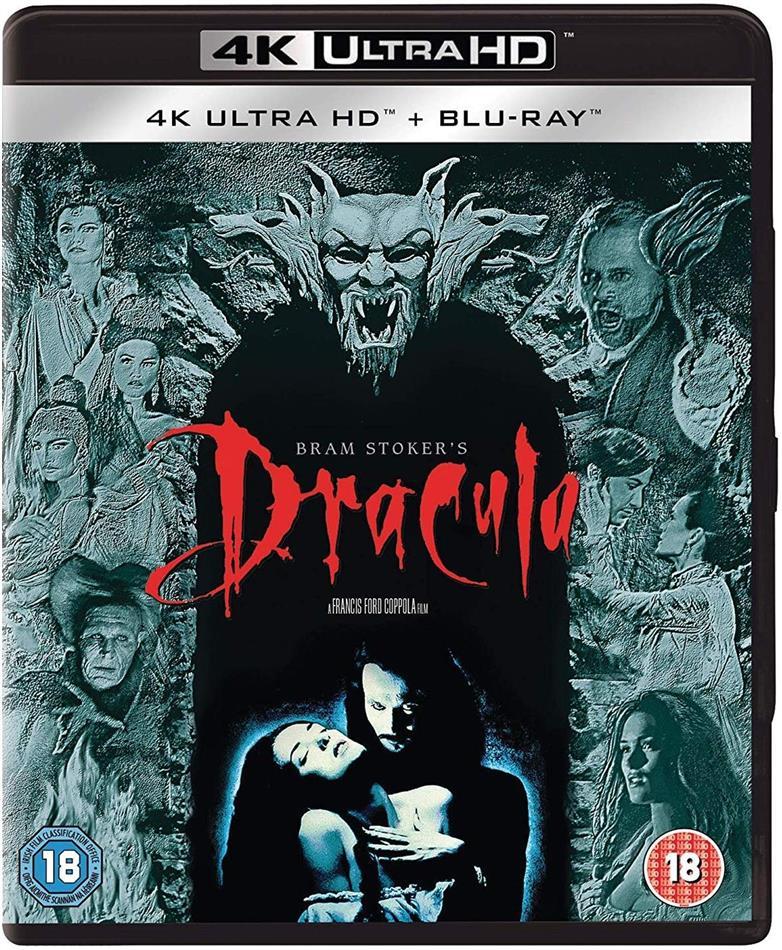 Bram Stoker S Dracula 1992 4k Ultra Hd Blu Ray Cede Com