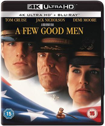 A Few Good Men (1992) (4K Ultra HD + Blu-ray)