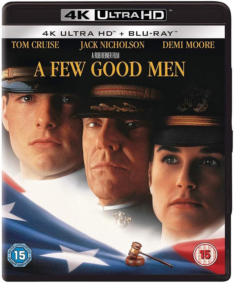A Few Good Men (1992) (4K Ultra HD + Blu-ray)