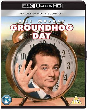 Groundhog Day (1993) (4K Ultra HD + Blu-ray)