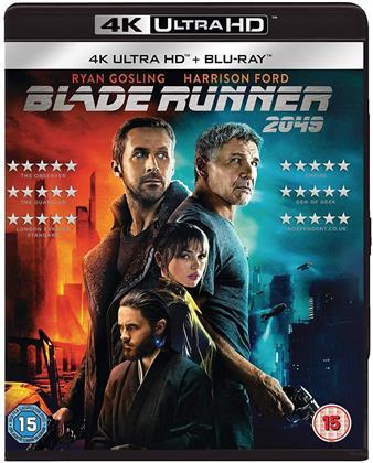 Blade Runner 2049 (2017) (4K Ultra HD + Blu-ray)
