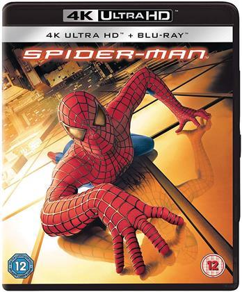 Spider-Man (2002) (4K Ultra HD + Blu-ray)