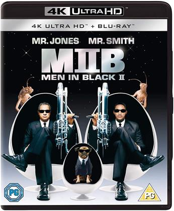 Men in Black 2 (2002) (4K Ultra HD + Blu-ray)