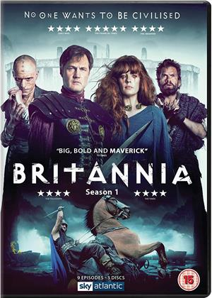 Britannia - Season 1 (3 DVD)