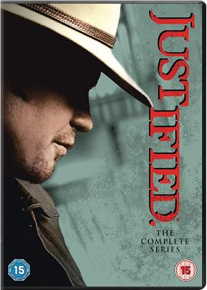Justified - The Complete Series (18 DVDs)