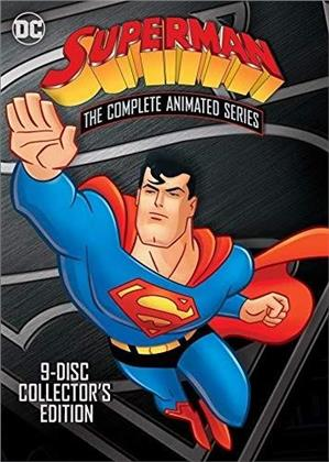 Superman - The Complete Animated Series (9 DVDs)