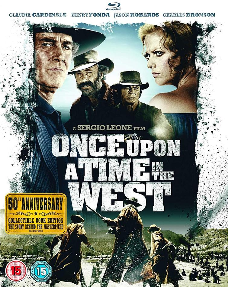 Once Upon A Time In The West (1968) (50th Anniversary Edition)