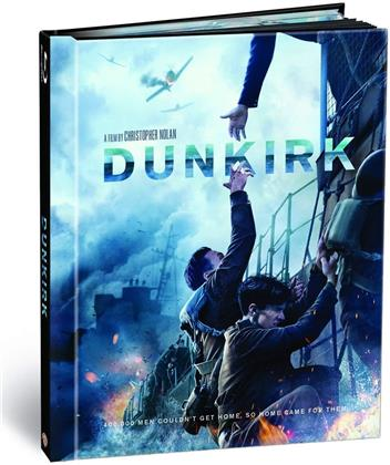 Dunkirk (2017) (Limited Edition, Mediabook, 2 Blu-rays)