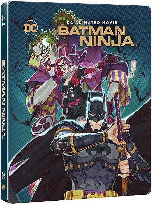 Batman Ninja (2018) (Steelbook)