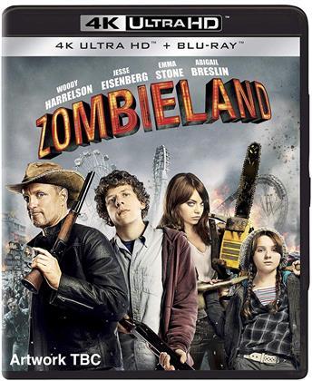 Zombieland (2009) (4K Ultra HD + Blu-ray)