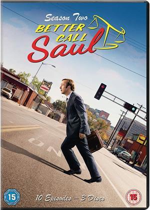 Better Call Saul - Season 2 (3 DVDs)