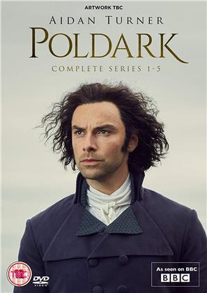 Poldark - Series 1-5 (BBC)