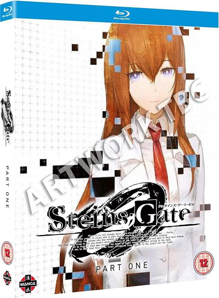 Steins;Gate 0 - Part 1 (4 Blu-rays)