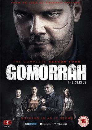 Gomorrah - Season 4 (4 DVDs)