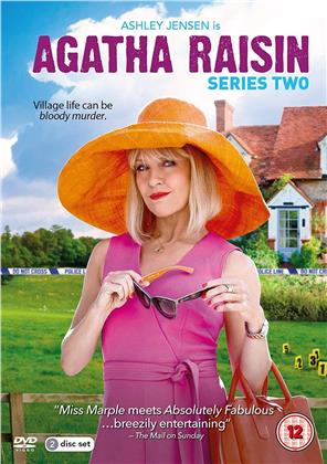 Agatha Raisin - Series 2 (2 DVDs)